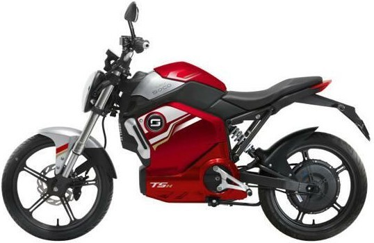 AKTION! Super Soco TSX - E-Roller mit 3.000 Watt Boschmotor