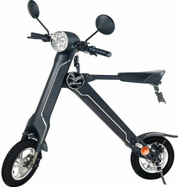 ANGEBOT! K1 Plus - 25km/h - mit Wechselakku - Straßenzulassung - Eroller - Escooter