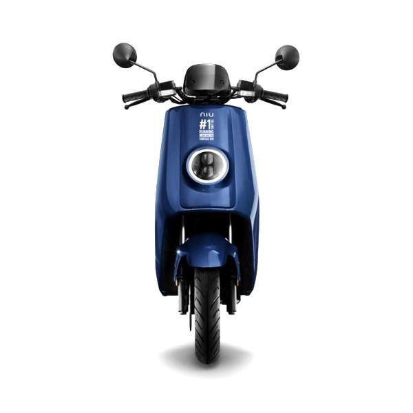Jetzt die neue Niu Edition in blau bei den Scooterhelden Berlin erleben!