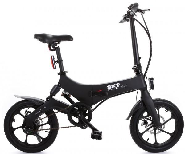 SXT Velox das günstige E-Bike- Pedelec