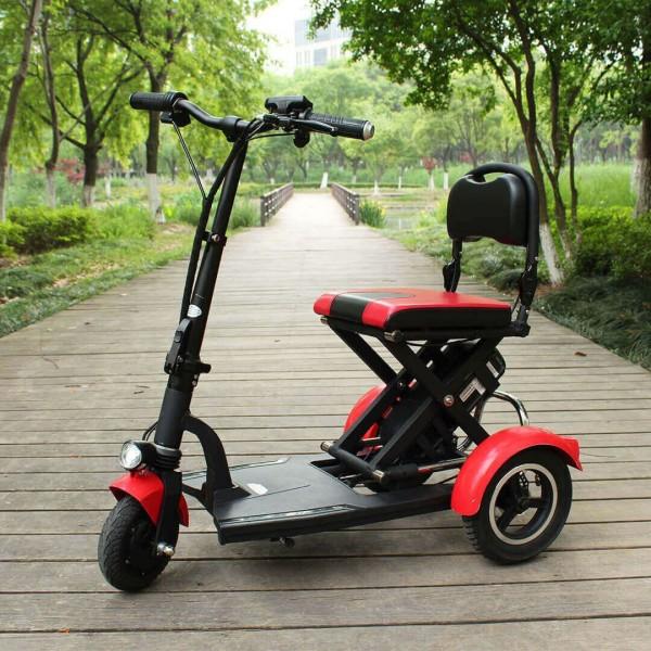 MoBot Car - 6km/h - Dreirad Escooter klappbar