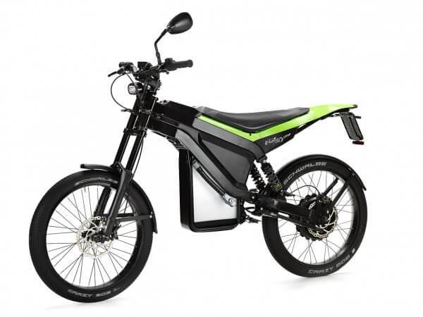 Elmoto Loop das E-Moped mit 37Ah und 2kW Radnabenmotor