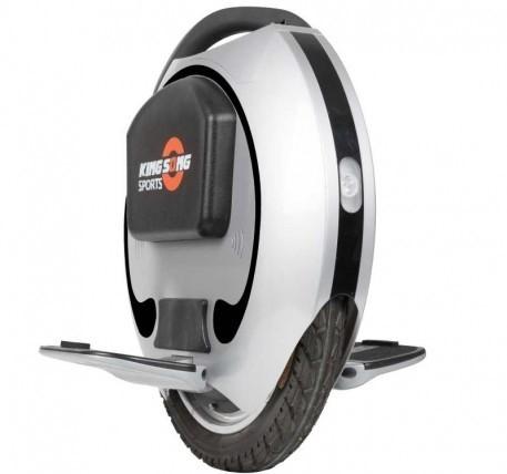 AKTION! Kingsong KS16S - Monowheel 840Wh. Standard Akku Weiß