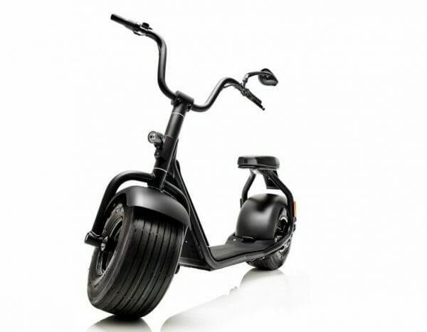 Scrooser 1.1 - Elektroroller/E-Scooter mit Straßenzulassung!