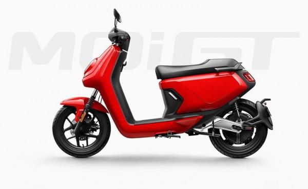 Niu MQi GT - 45km/h - Elektroroller mit Bosch Radnabenmotor