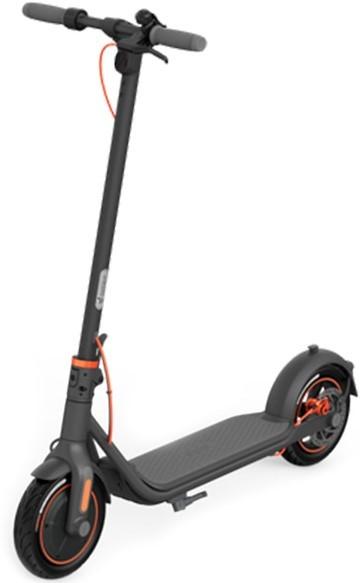 Ninebot by Segway F40D - Neues Modell 2021/22 - eKFV Version -Straßenzugelassen