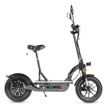 Revoluzzer 3.0 Pro - 45km/h - Der 14 Zoll E-Scooter mit Strassenzulassung