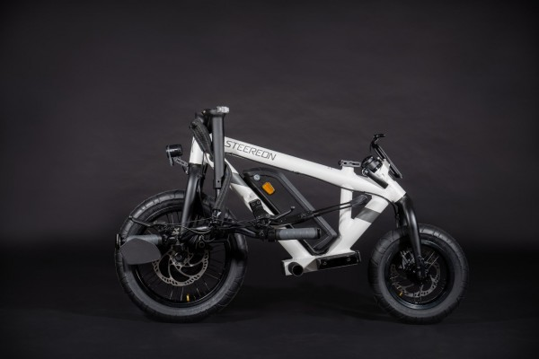 Steereon C25 - 25km/h - Hybrid E-Scooter - Made in Germany