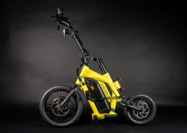 Steereon S20 - eKFV Version - helmfrei - Hybrid E-Scooter - Made in Germany