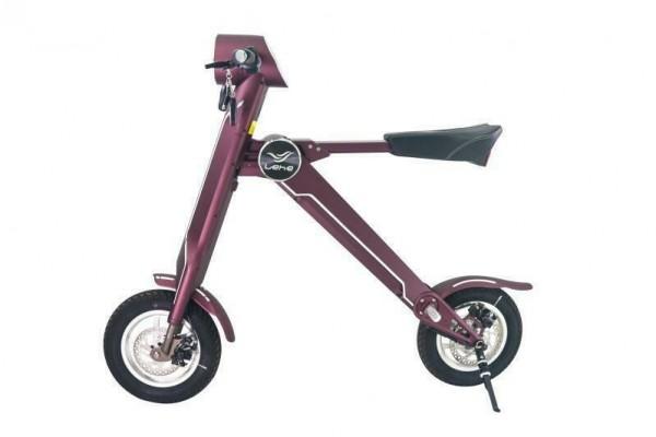Ausstellungsfahrzeug! K1 - 20km/h - Helmfrei - Elektroscooter mit Straßenzulassung