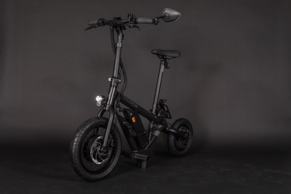 PRESALE! Steereon C25 - 25km/h - Hybrid E-Scooter - Made in Germany