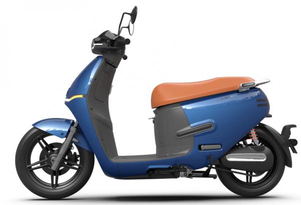 Horwin EK3 Deluxe - 95km/h - Elektroroller mit 6,2kW Motorleistung