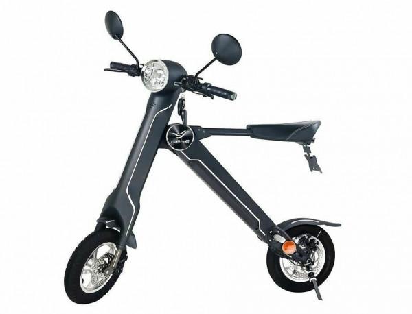 K1 Plus - 25km/h - mit Wechselakku - Straßenzulassung - Eroller - Escooter