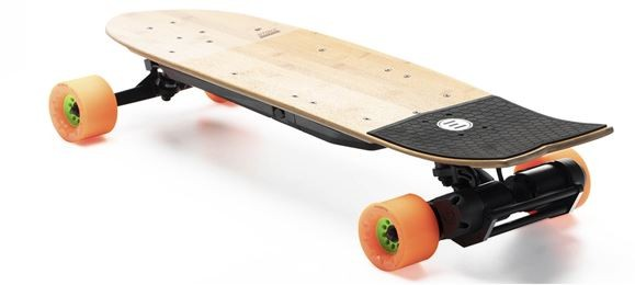 Evolve Stoke elektrisches Skateboard