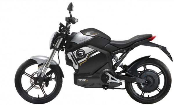 Super Soco TSX - E-Roller mit 3.000 Watt Boschmotor