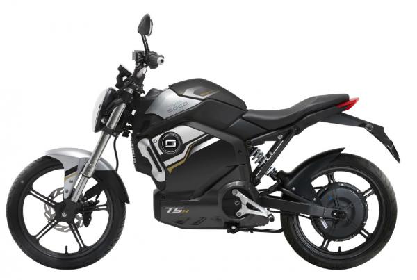 Super Soco TSX Eco - 45km/h - E-Roller mit 3.000 Watt Boschmotor