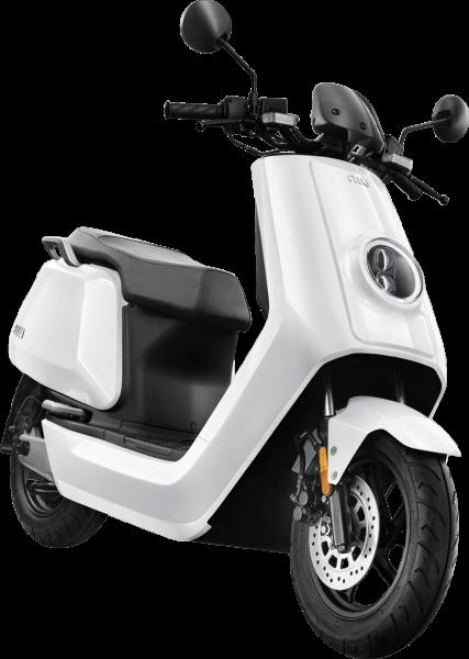 Niu NQi Sport - 45km/h - Extended Range - Elektroroller mit Bosch Elektromotor