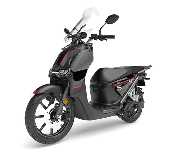 NEU! Super Soco CPX - 45km/h - E-Roller der neuesten Generation mit 45AH