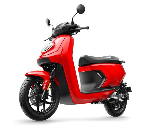 Niu MQi GT - 70km/h - Elektroroller mit Bosch Radnabenmotor