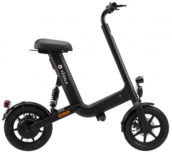 Vässla Bike - E-Scooter - Innovation aus Schweden!