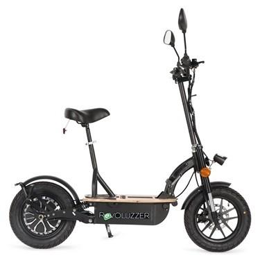 Revoluzzer 3.0 Basic - 20km/h - Der 14 Zoll E-Scooter mit Strassenzulassung